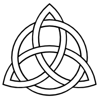 Celtic knots in Inkscape part 3: triquetra | When I become ...